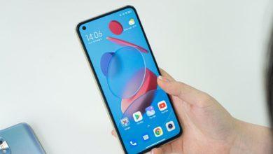 smartfon vzhlad rozhrania